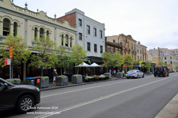 The Rocks George Street