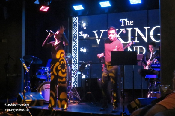 Viking band in Torshavn