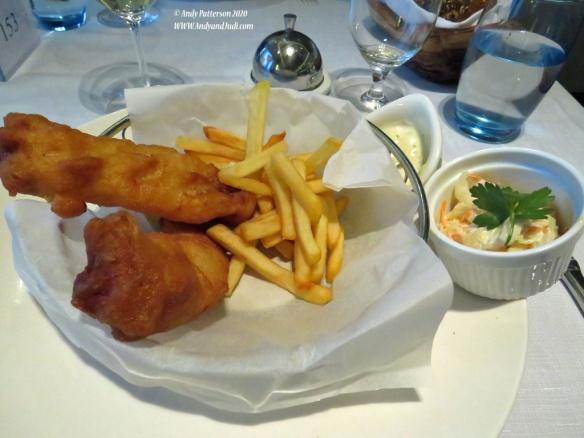 Aussie Fish & Chips