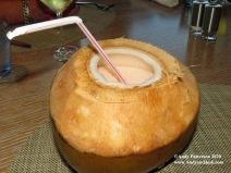 Balinese Pina Colado