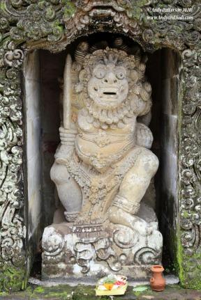 Batuan Hindu inner Temple 4