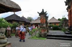 Batuan Hindu inner Temple