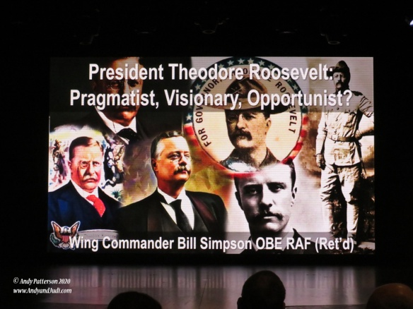 President Roosevelt lecture