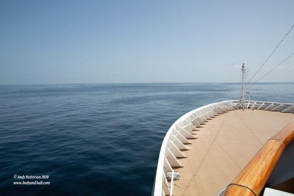 Smooth sailing in Arabian Sea