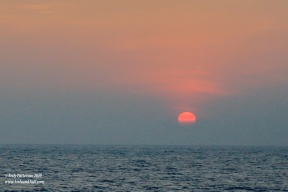 Sunset in Indian Ocean 3