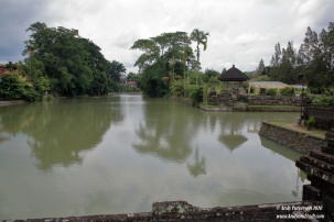 Taman Ayun outer moat