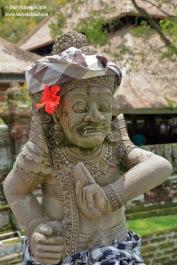 Taman Ayun statue 3