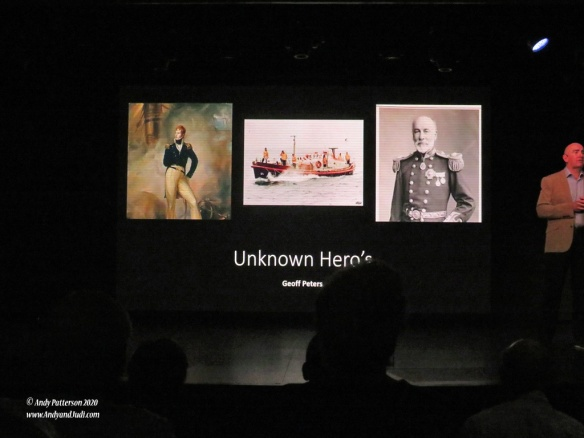 Unsung hero lecture