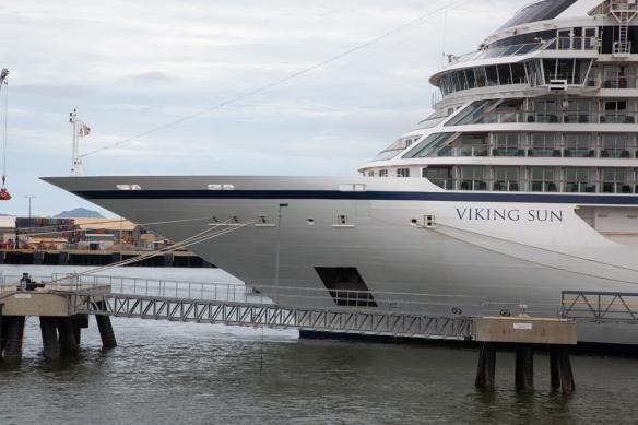 Viking Sun bow ORIGINAL