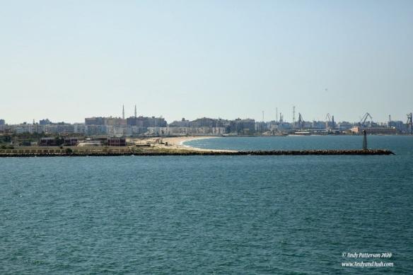 66 Suez Canal exit