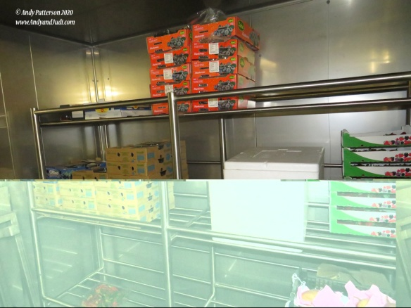 Berry storage +2C