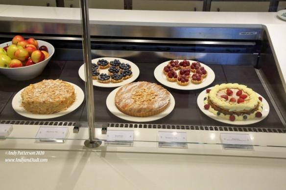 Dk 7 Mansen's desserts