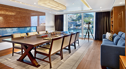 Owner - boardroom