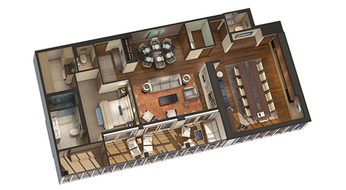 Owner - floorplan