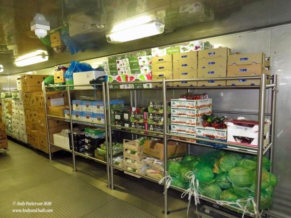 Vegetable storage 2