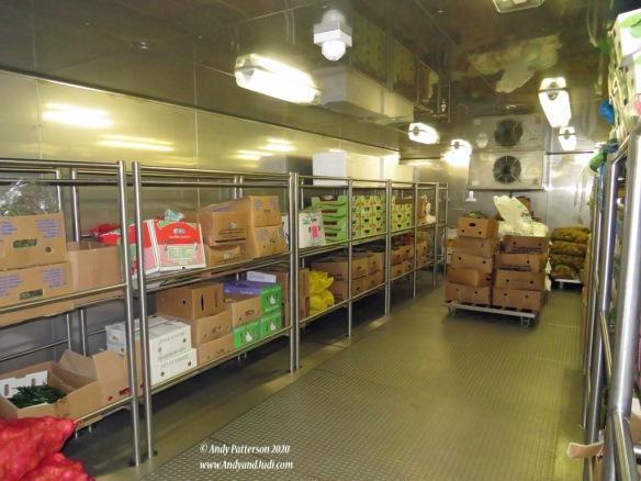 Vegetable storage +2C